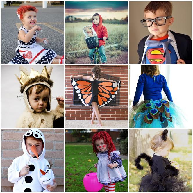 halloween costumes for kids theidearoom net_ 3 - Halloween Costume Patterns For Kids