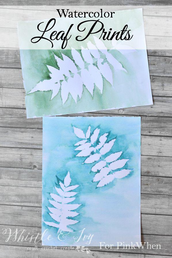 leafwatercolorprints5pinpw