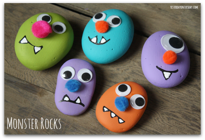 monster-rocks-kids-crafts-magazine