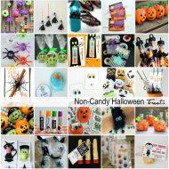 Non-Candy Halloween Treats