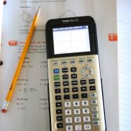 Math for the Win with Texas Instruments