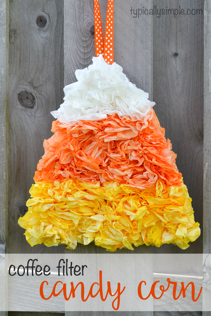 coffee-filter-candy-corn