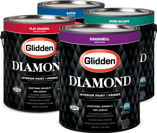glidden-diamond-family