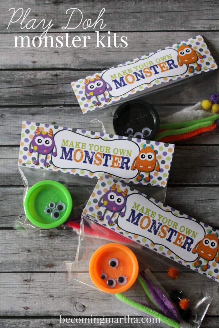 Play Your Card Right On Pinterest: Halloween Monster Crafts And Treats
