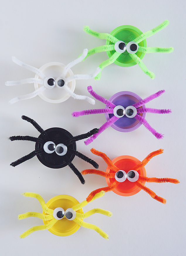 play-doh-spiders