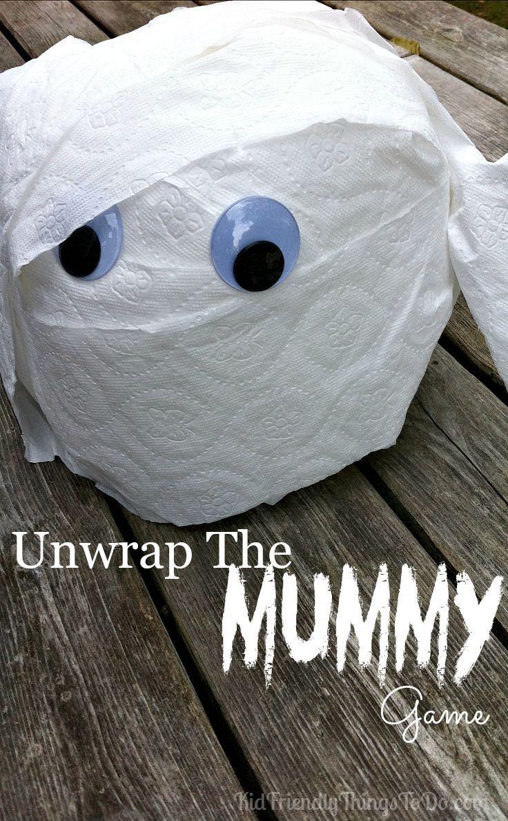 unwrap-the-mummy-game-idea