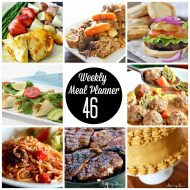 Weekly Meal Plan 46