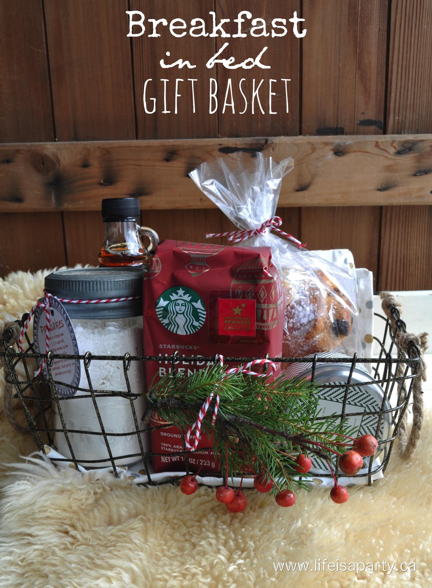 DIY Gift Basket Ideas & DIY Gift Basket Ideas - The Idea Room