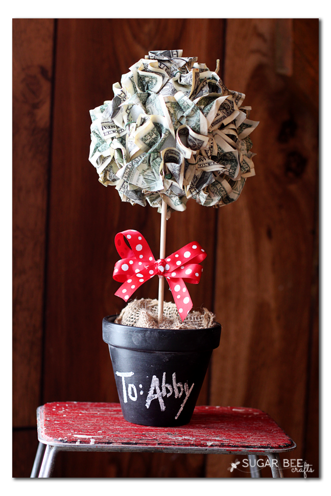 Creative Ways to Give Money as a Gift - The Idea Room