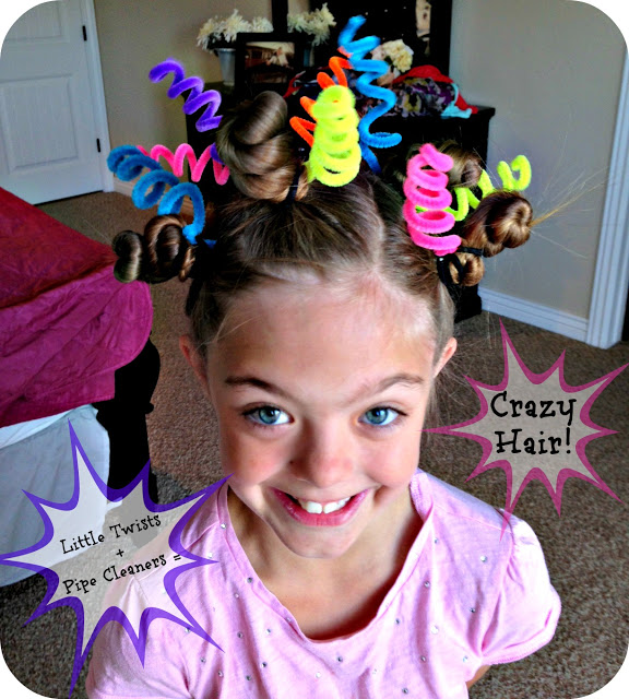 Crazy Hair Day Ideas - The Idea Room