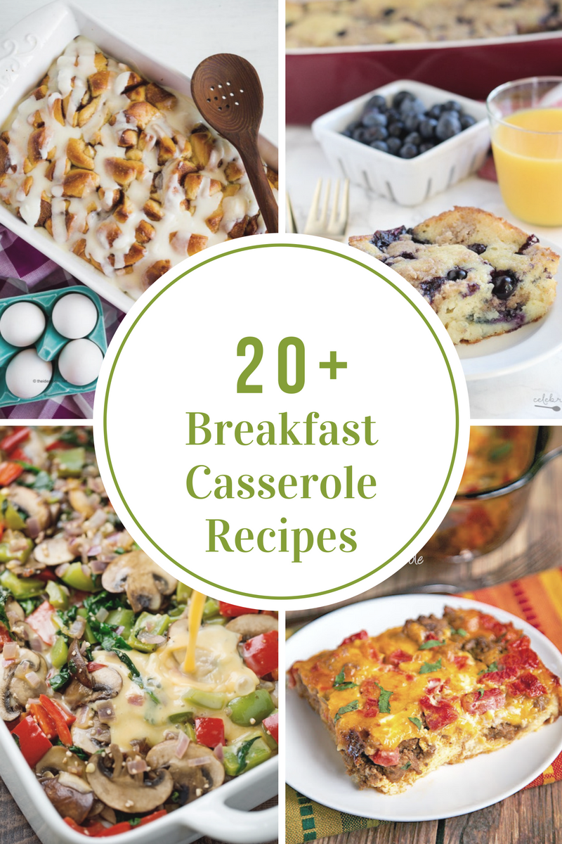 Christmas-Holiday-Recipes-breakfast-casserole-treats-drinks