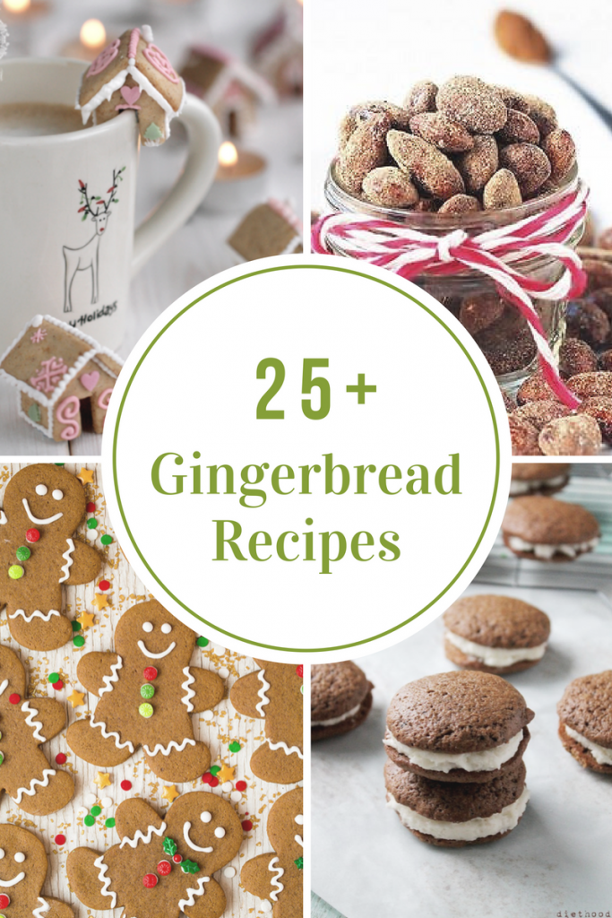 Gingerbread-Christmas-Holiday-Recipes-breakfast-treats-drinks