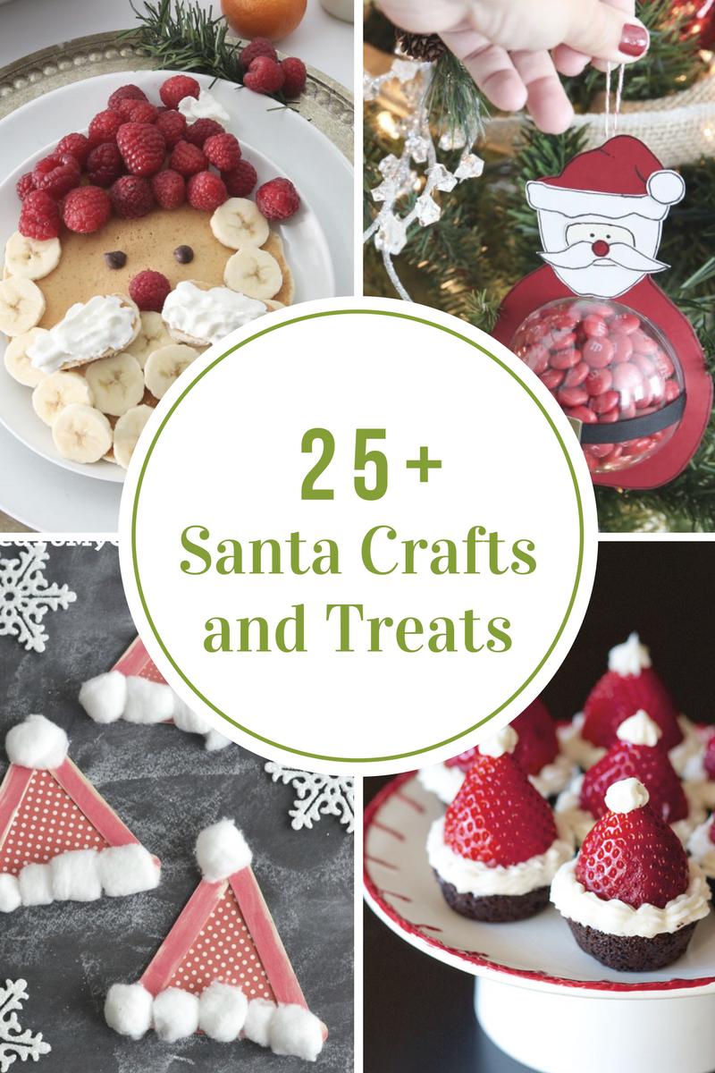 25-santa-crafts-and-treats