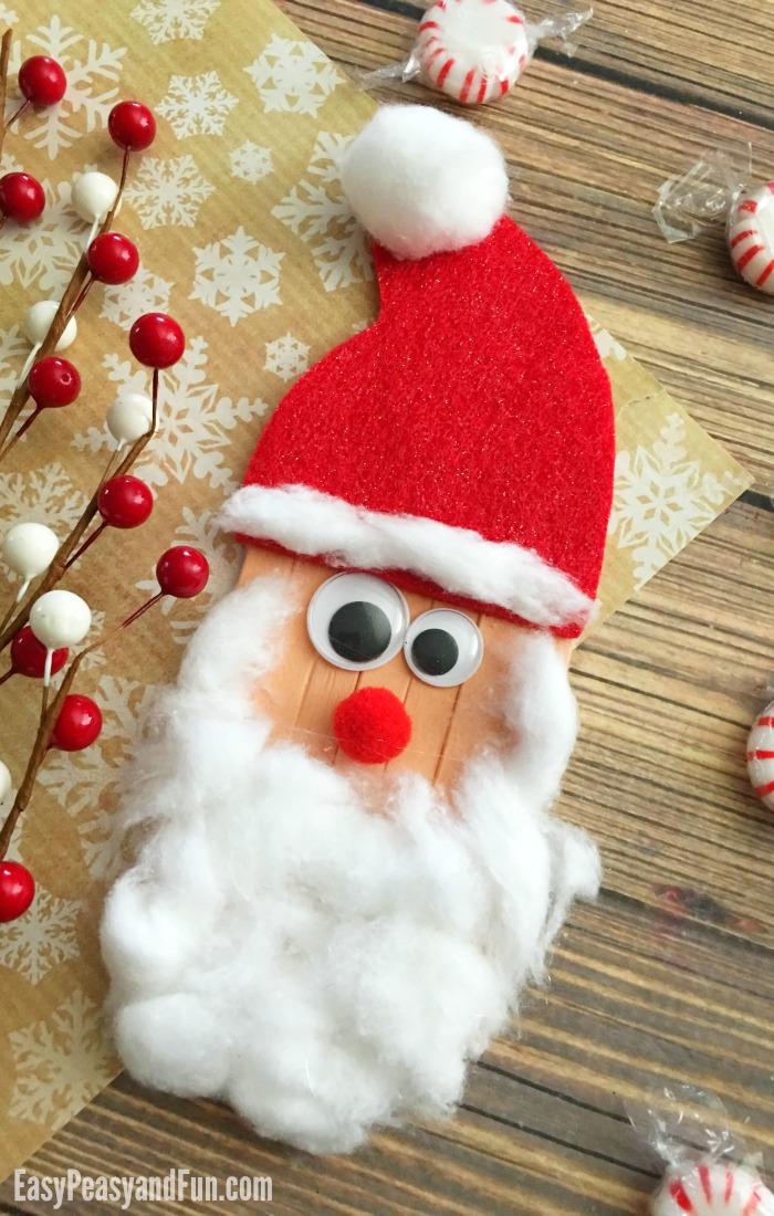 craft-sticks-santa-craft
