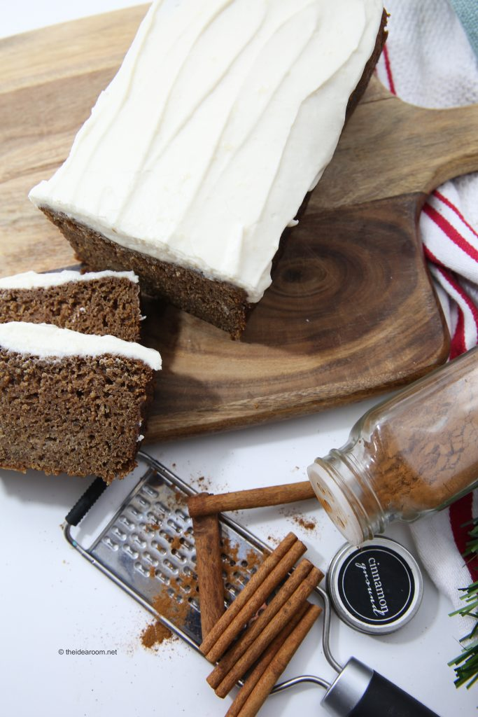 gingerbread-loaf-cream-cheese-frosting-theidearoom-3