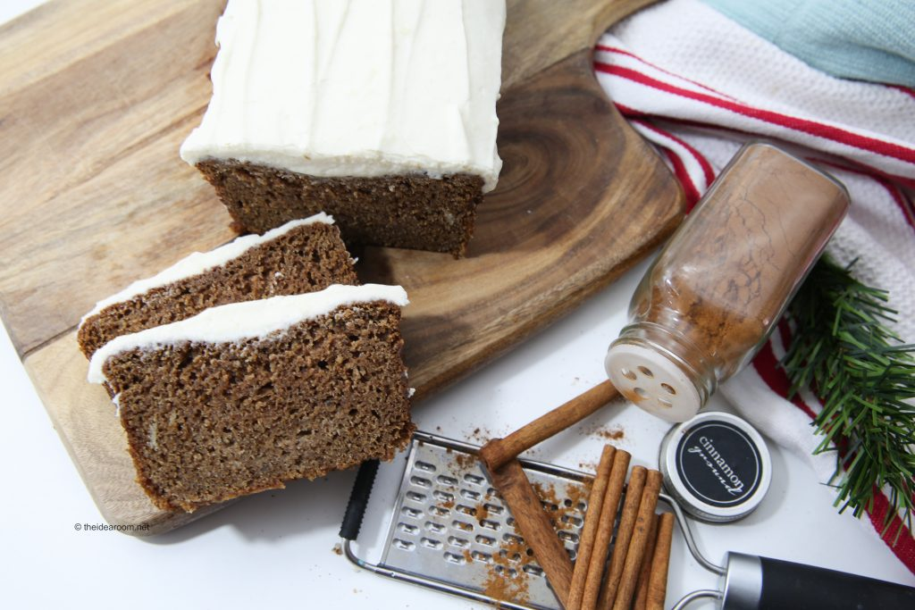 gingerbread-loaf-cream-cheese-frosting-theidearoom-5