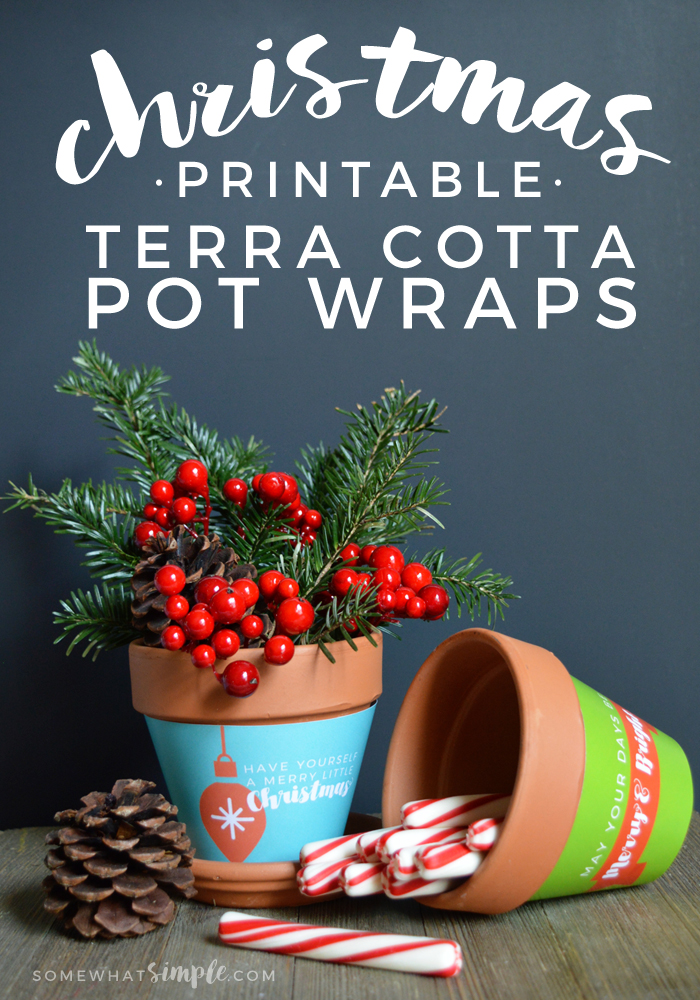 christmas-terra-cotta-plant-wrappers