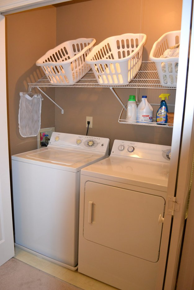 Laundry Room Organization Ideas - The Idea Room