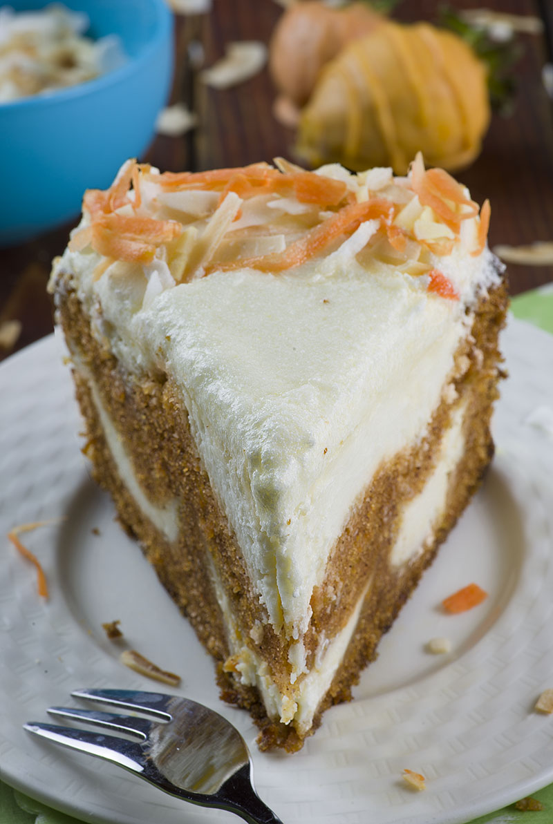 Healthy Carrot Cake Recipe From Scratch