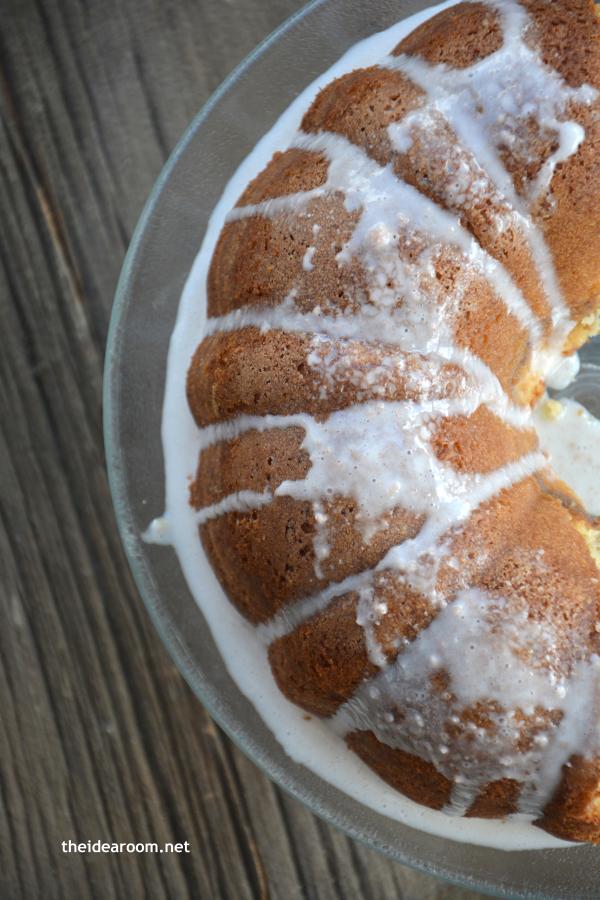 Cinnamon-Streusel-Bundt-Cake