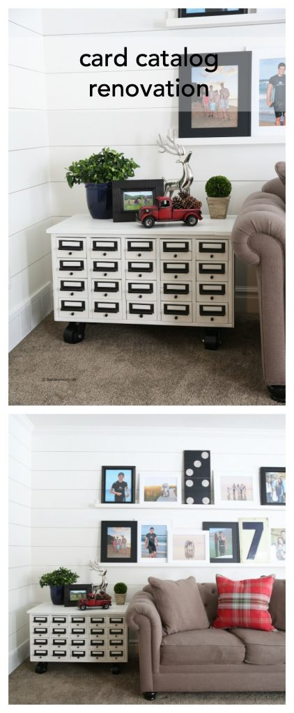 card catalog renovation pin