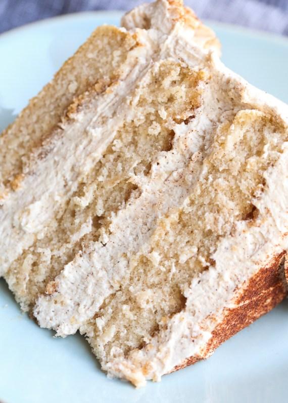 Cinnamon Roll Poke Cake Recipes
