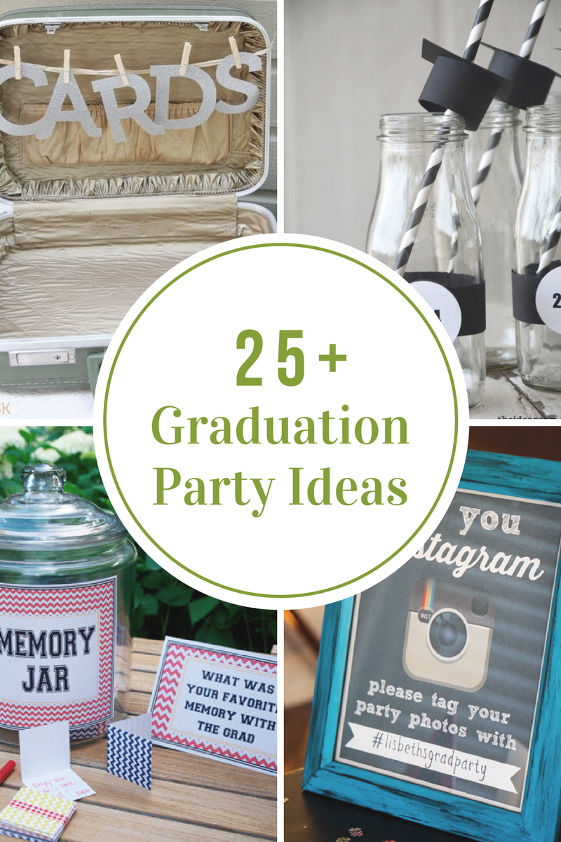 Diy Graduation Party Ideas The Idea Room