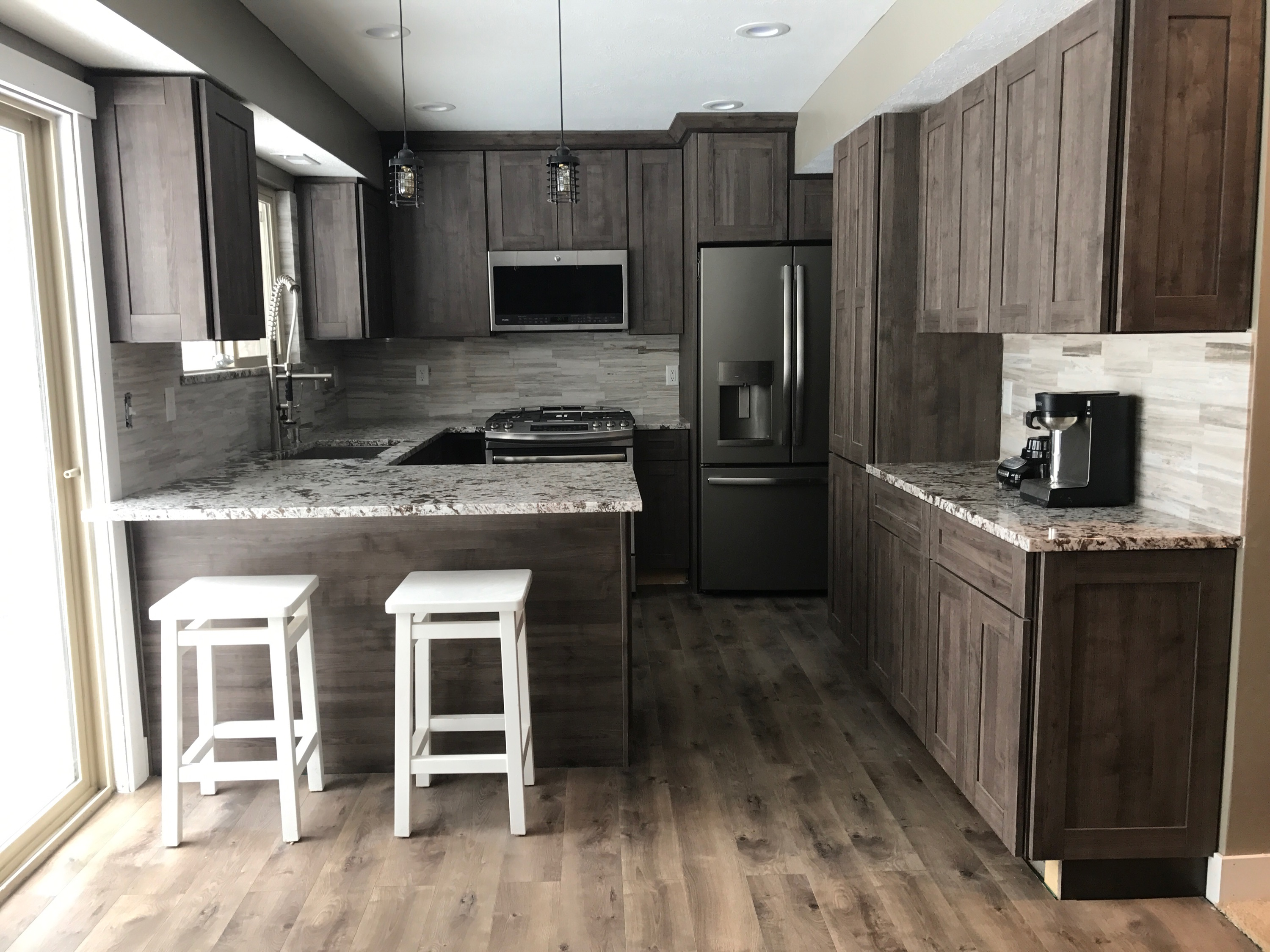 Sharing The Before And After Pergo Laminate Flooring