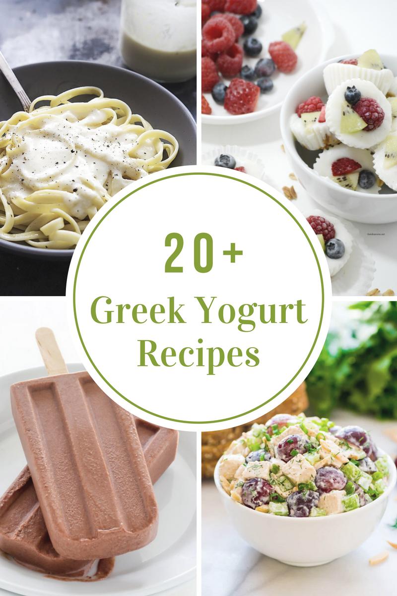 Greek Yogurt Recipes - The Idea Room