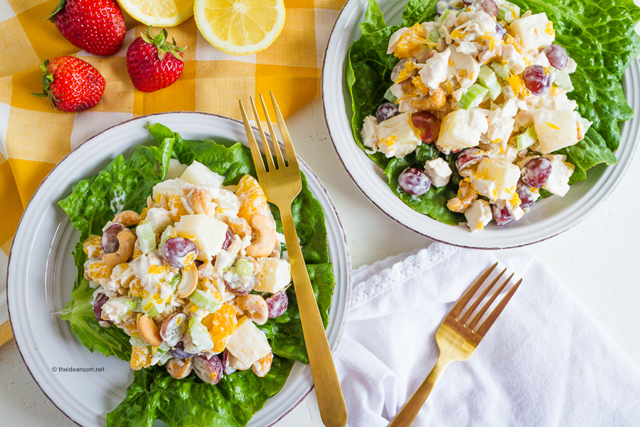 easy-chicken-salad-recipe-cashews-grapes-mandarin-oranges