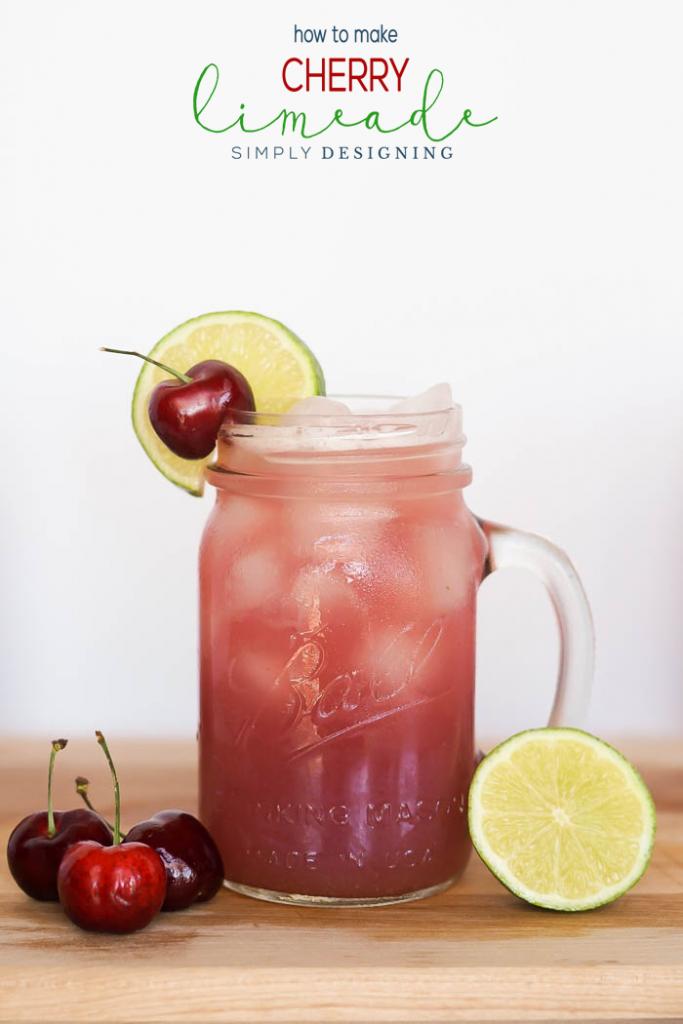 refreshing-summer-drink-recipe-cherry-limeade