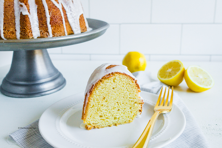 lemon desserts bundt cake recipes