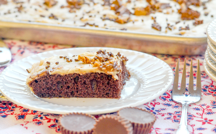 best-cake-recipe-peanut-butter-cup-sheet-cake-recipe