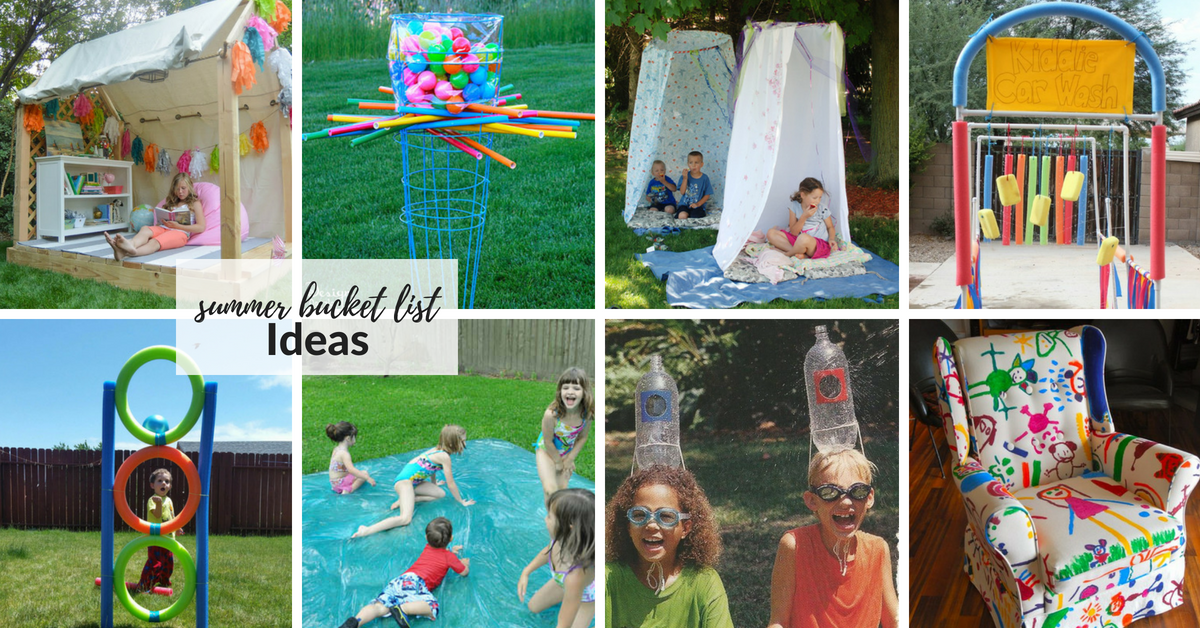 Sharing Some Fun Summer Activities That You Can Enjoy With Your Families.