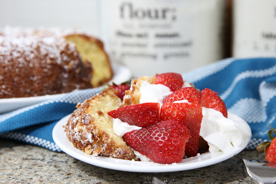 dessert recipe cake recipe strawberry