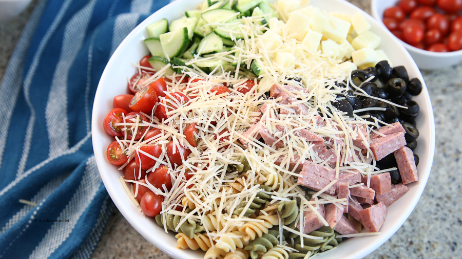 Best Pasta Salad Recipe