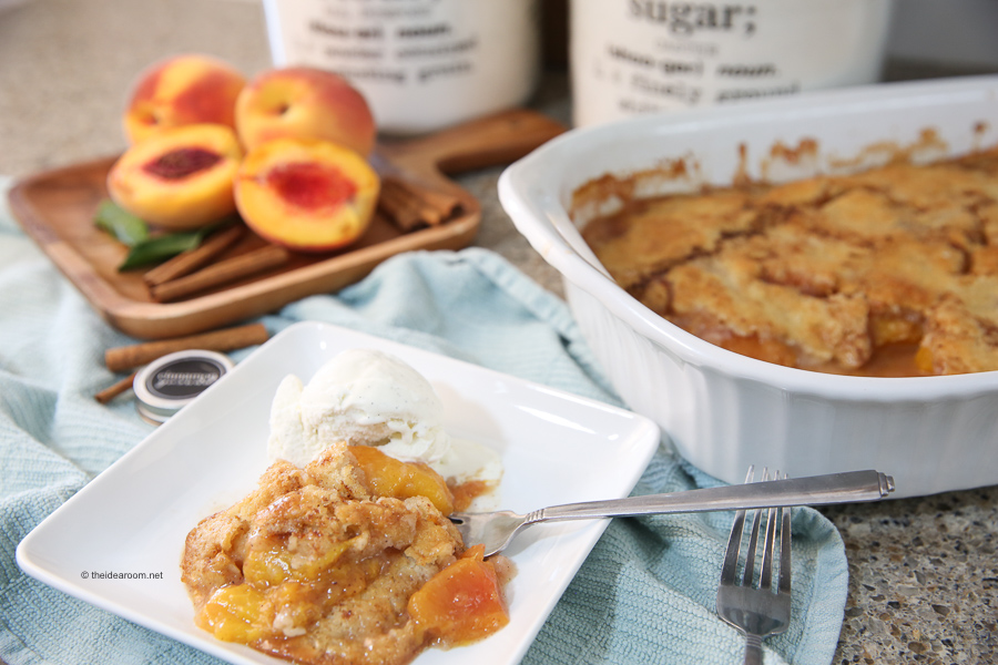 Fresh-Peach-Cobbler-Dessert-Recipe