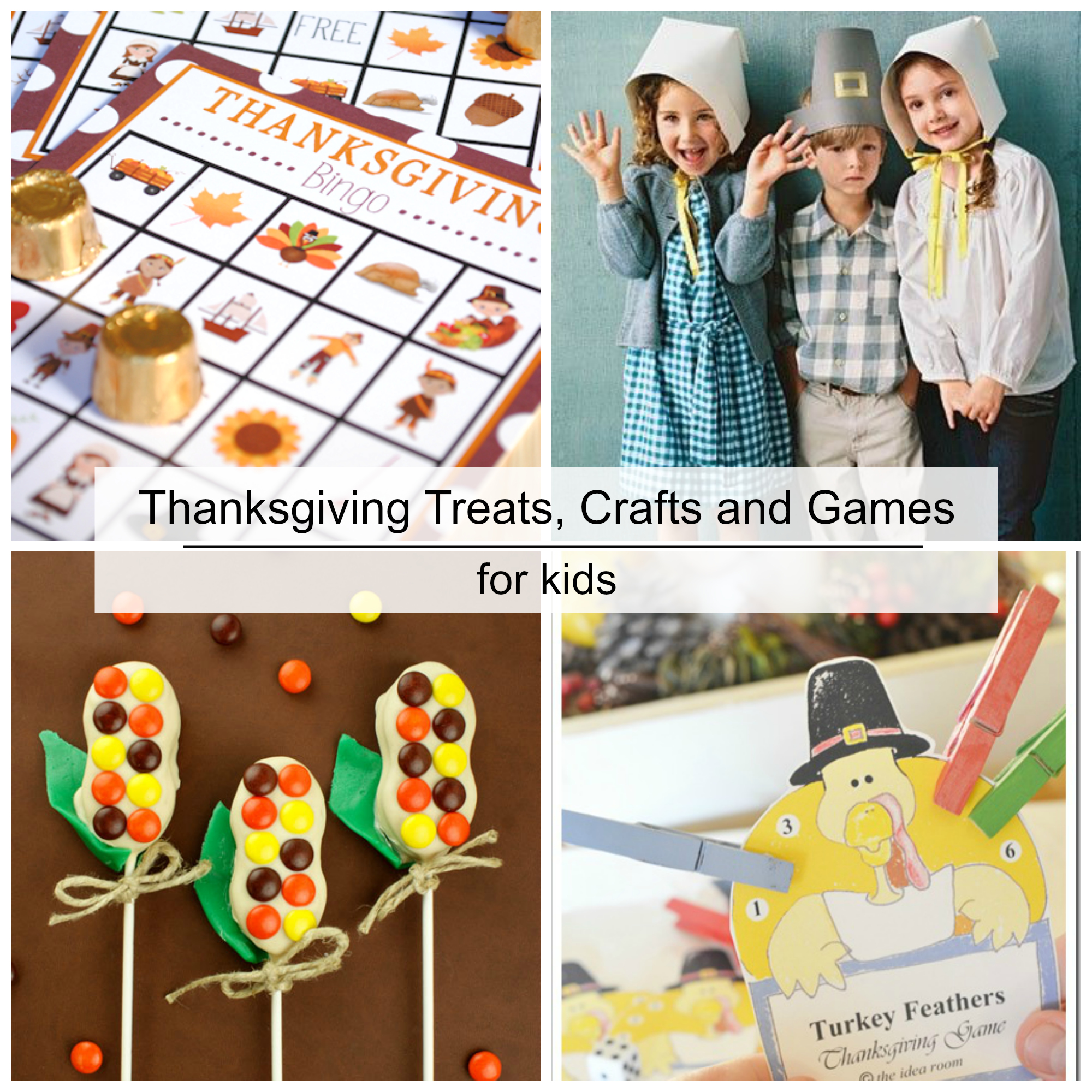 Thanksgiving-Treats-Crafts-Games-Kids