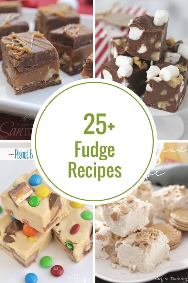 Fudge-Christmas-Holiday-Recipes-breakfast-treats-drinks