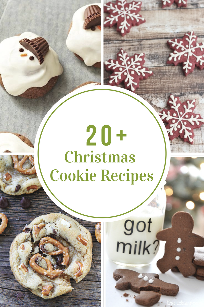 Cookie-Christmas-Holiday-Recipes-breakfast-treats-drinks
