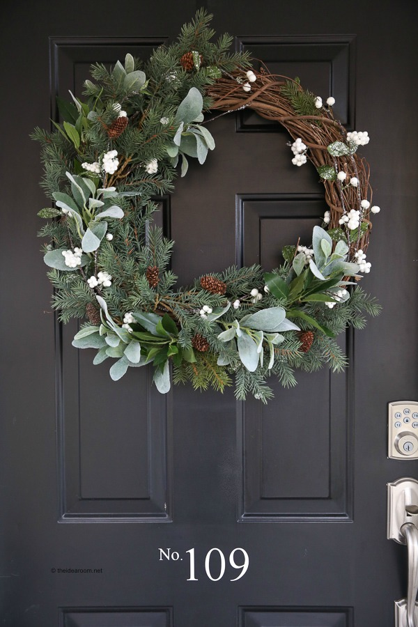 Rustic Christmas Wreath Diy.How To Make A Rustic Farmhouse Wreath Step By Step Tutorial