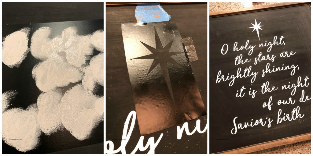 DIY-Oh-Holy-Night-Farmhouse-Christmas-Sign-Tutorial-Cricut-Maker