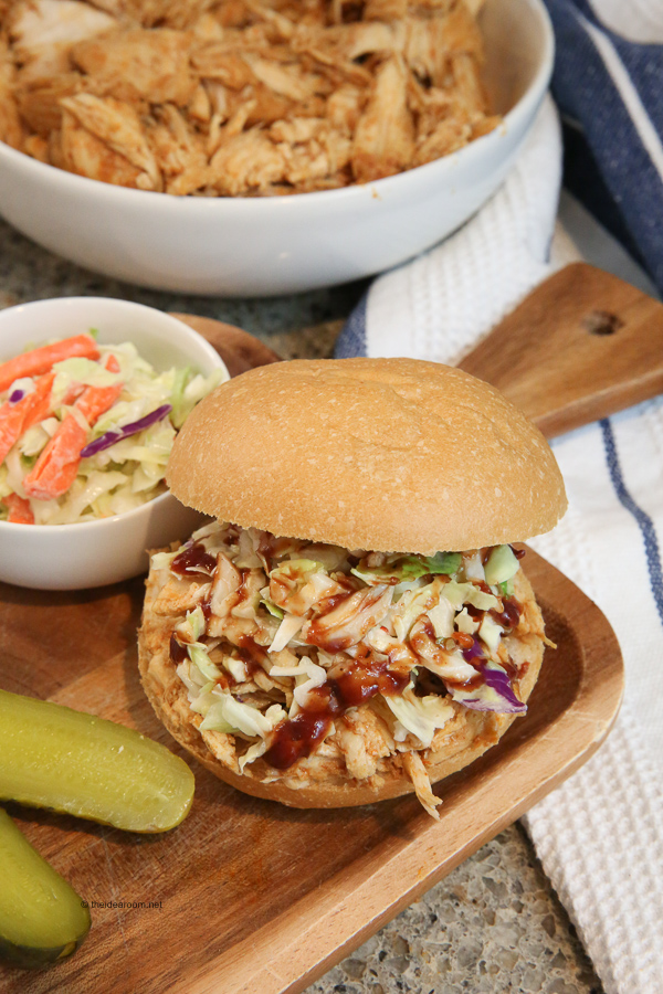 Quick-Dinner-Instant-Pot--Pulled-BBQ-Chicken-Recipe