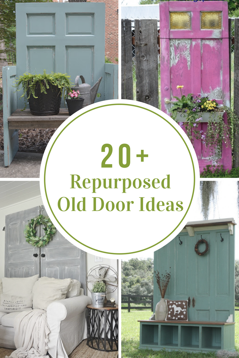 DIY-Repurposed-Old=Doors-Ideas