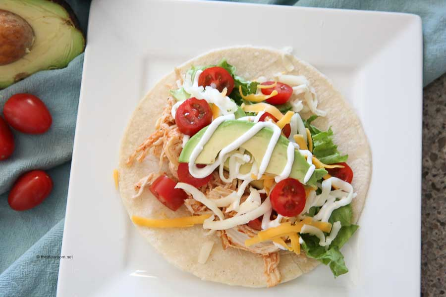 Instant-Pot-Shredded-Chicken-Tacos-Recipe
