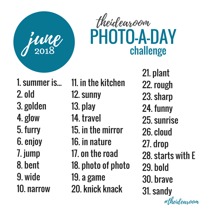 June Photo Of The Day Challenge 2018