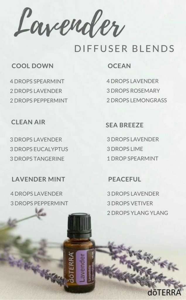 uses for lavender oil