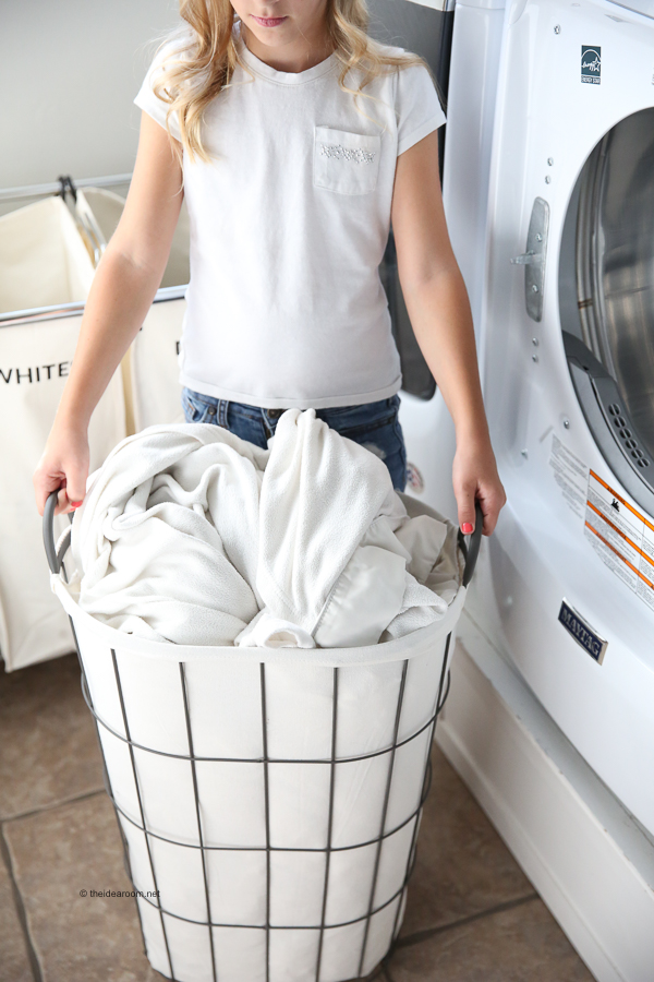 Laundry Tips And Tricks For Large Families The Idea Room