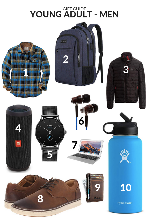 Gifts for young adult